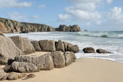 Porthcurno to Logan Rock 3020
