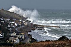 Sennen Cove Storm 2582
